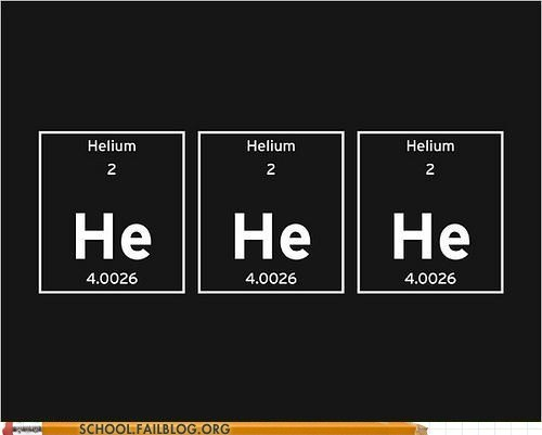 helium,Chemistry,laughing gas