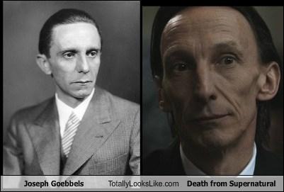 joseph goebbels Death TLL Supernatural - 6977256704