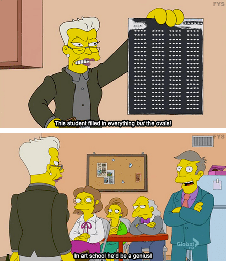 TV the simpsons funny - 6977359616