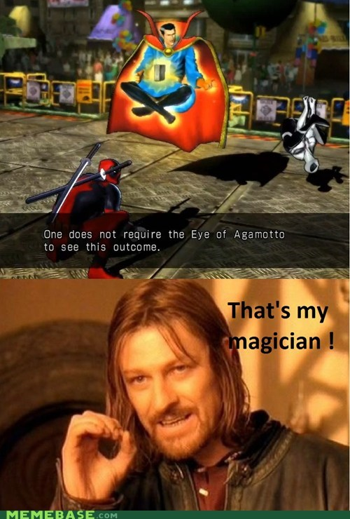 crossover wtf Lord of the Rings - 6977439488
