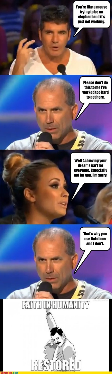 owned simon cowell TV - 6977480960