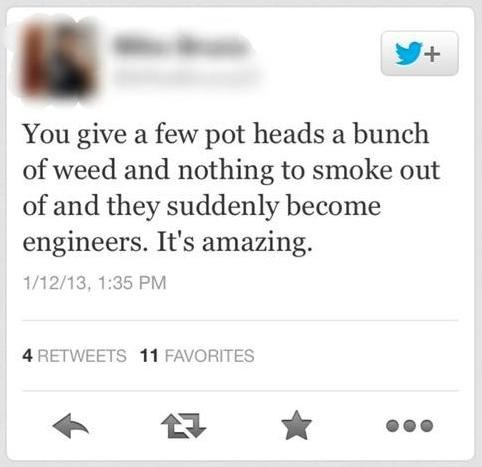 engineers,stoners,fruits,after 12