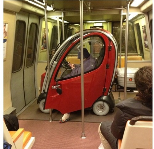 smart car what Subway - 6977749760