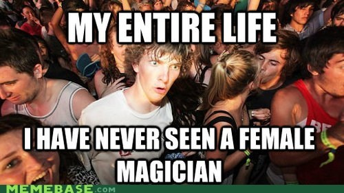 wtf magicians sudden clarity clarence - 6977774848