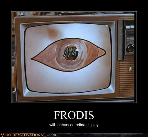 retina frodis television - 6978031616