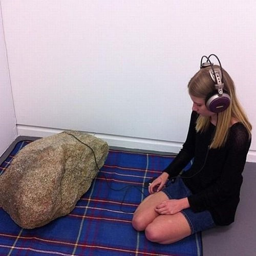 rocks,puns,headphones