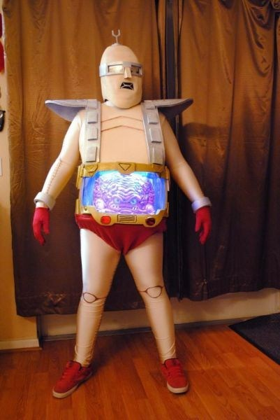 Krang cosplay TMNT - 6978061312