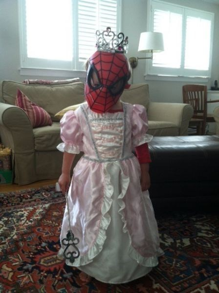 princess childrens-costumes Spider-Man - 6978072576