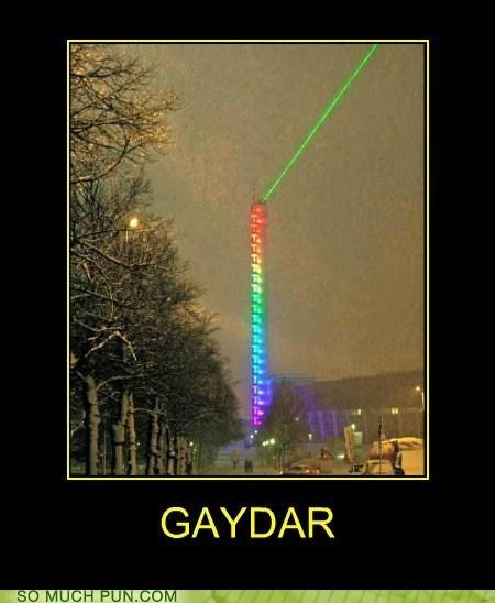 radar,gaydar,slang,symbolism,rainbow