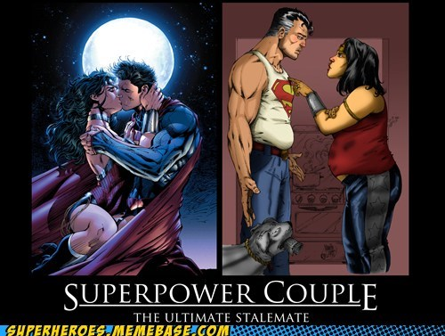 wonder woman happy ending superman couple - 6978210560