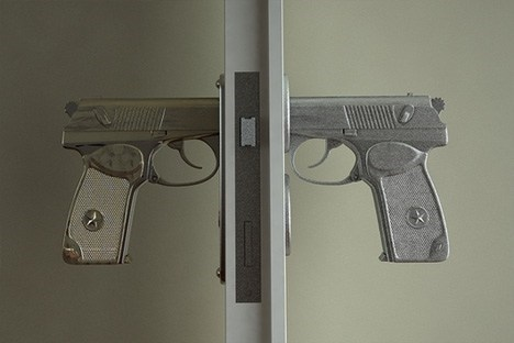 guns door handles - 6978314240