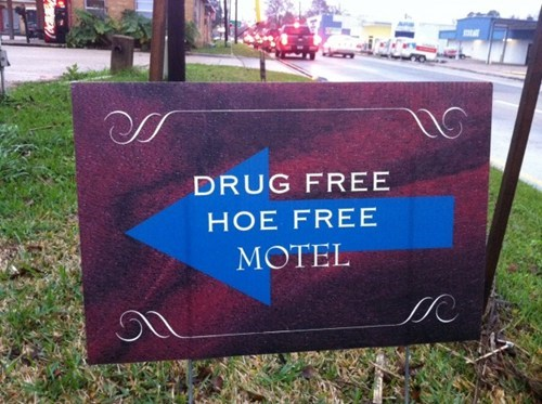 sketchy,sign,hotel,seems legit