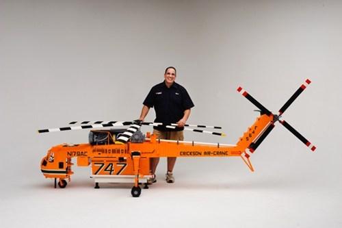 lego nerdgasm helicopter - 6978494976