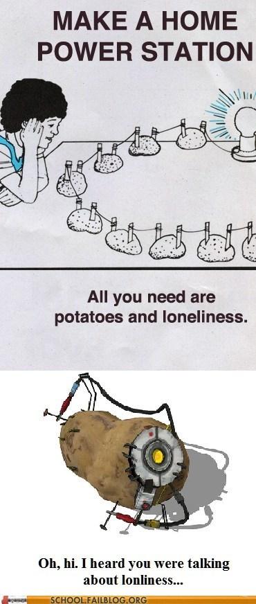 potato lonely power - 6978503680