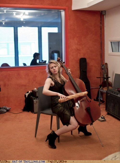 Music cello improvisation - 6979007232
