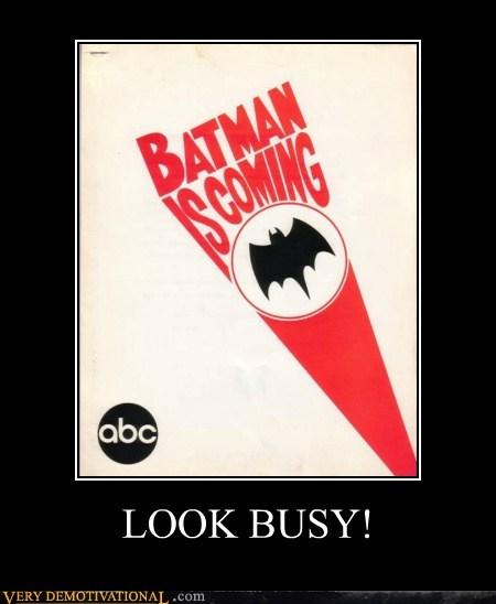 wtf uh oh batman busy