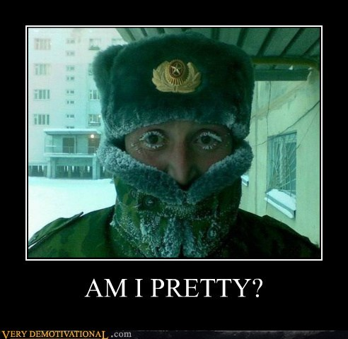 soldier eyelashes frozen pretty - 6979727872
