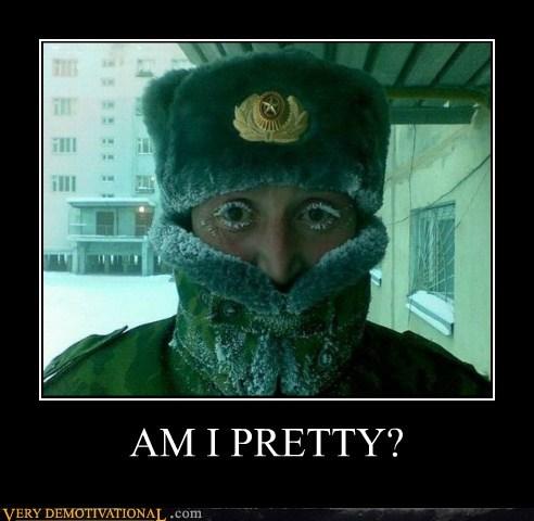 soldier frozen pretty - 6979727872