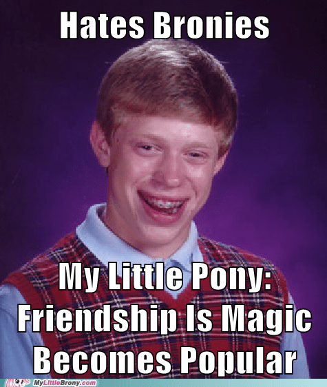bad luck brian Memes haters - 6980808960
