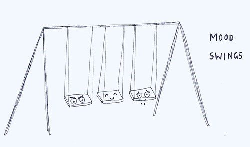 literalism,swings,mood,mood swings