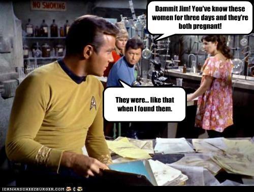 DeForest Kelley dammit jim like that Star Trek William Shatner women - 6980873472