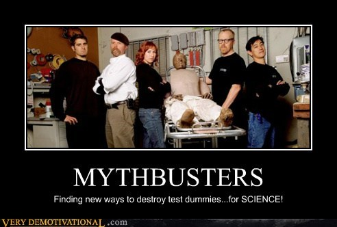 mythbusters science test dummy - 6980915200