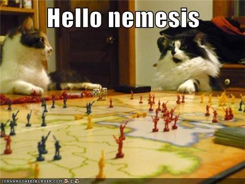 Hello nemesis