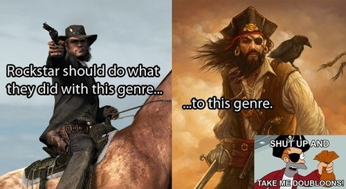 western,pirates,rockstar,red dead redemption