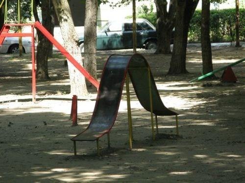 fun double slide - 6981201152