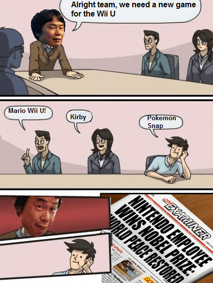 miyamoto pokemon snap Memes comic - 6981231360