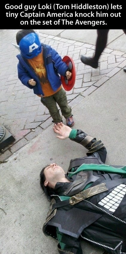 loki tom hiddleston The Avengers - 6981359104