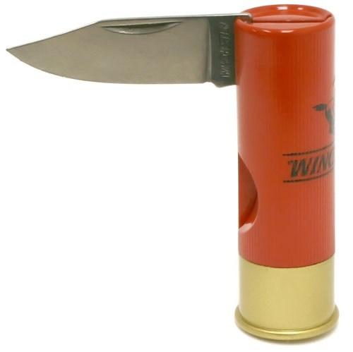 casing knife pocket knife weapon shotgun shell - 6981456384