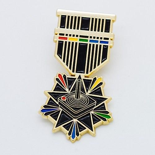 badge hero controller pride atari - 6981467648