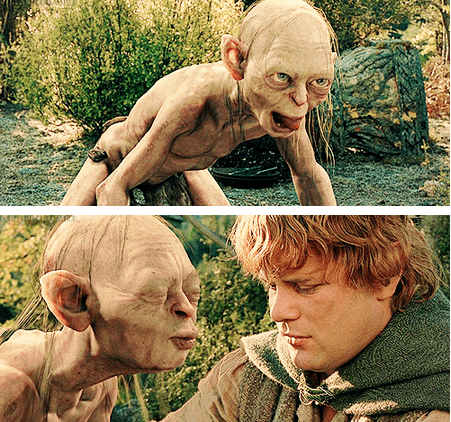 Lord of the Rings,sean astin,gollum,Movie,actor,funny
