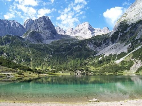 alps,landscape,austria