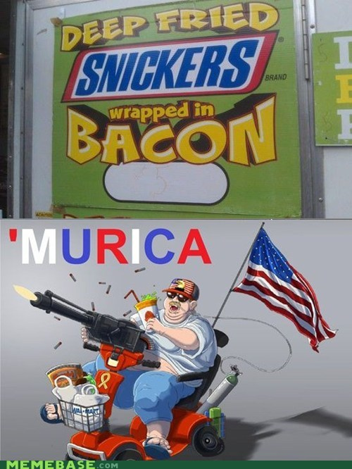 murica deep fried snickers - 6981869824