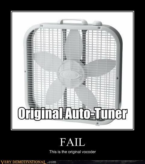 vocoder auto tune FAIL - 6982388224