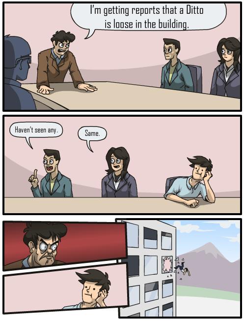 Memes comic ditto - 6983631872