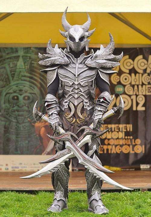 cosplay,video games,Skyrim