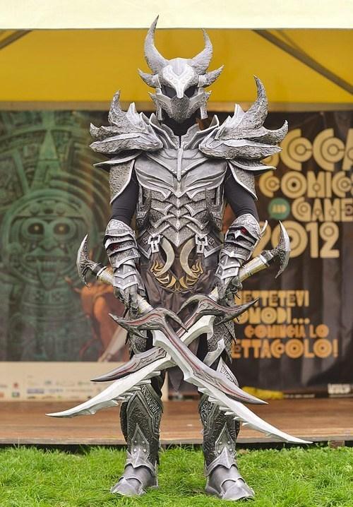 cosplay video games Skyrim - 6984016640