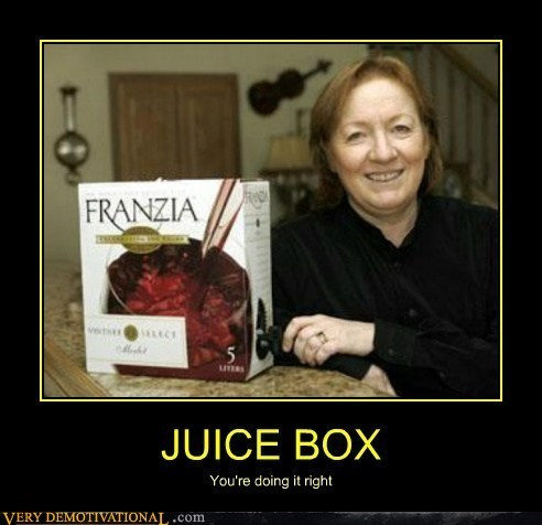 booze,wine,juice box,franzia