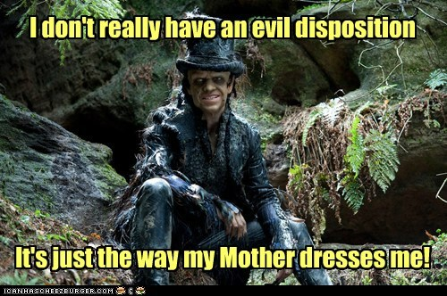 cloud atlas,mother,evil,Hugo Weaving,dressed