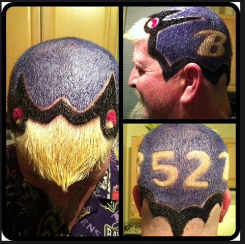 nfl hairdo baltimore ravens poorly dressed g rated