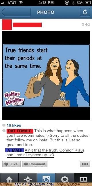 facebook,periods,women