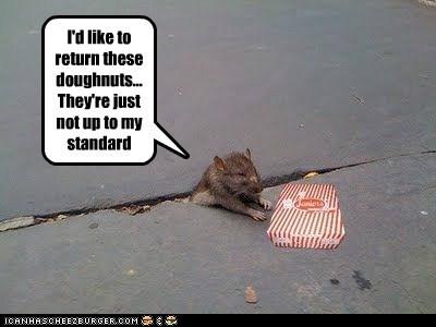 crack donuts rats fat stuck return - 6984233216