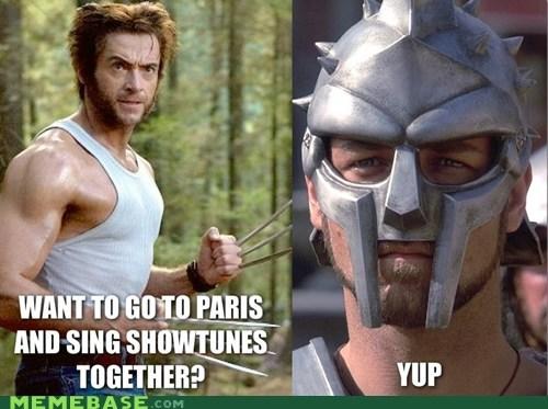 The Real Origin Of Les Miserables Memebase Funny Memes