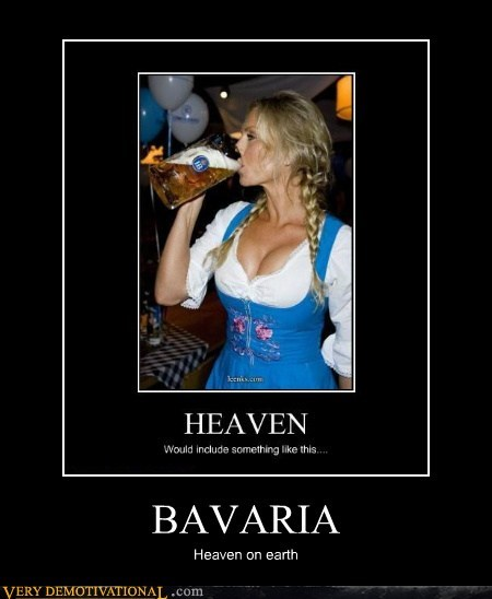 BAVARIA Heaven on earth