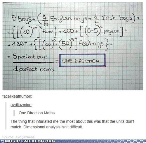 one direction math boy bands