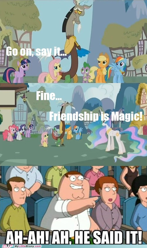 friendship is magic discord internet exploded Q - 6985738752