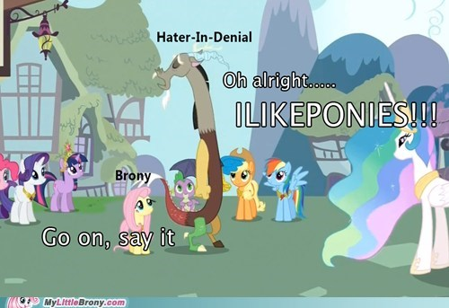 discord brony I'LL SAY IT denial - 6985993728